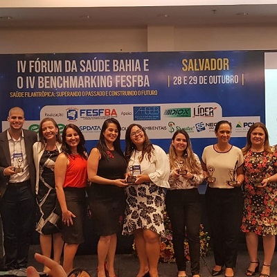 IV Benchmarking Fesfba premiou cases em seis categorias